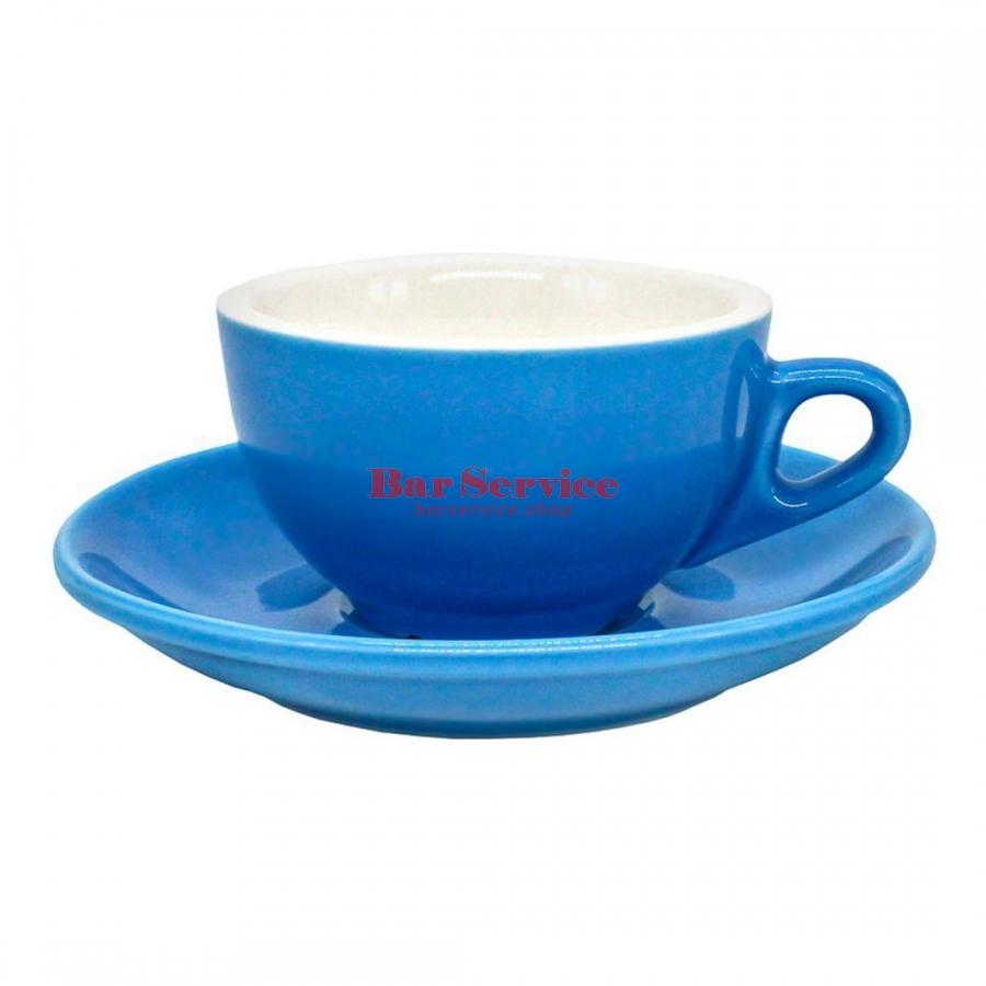 Чайная пара 180 мл синий цвет Barista P.L. в Кемерово