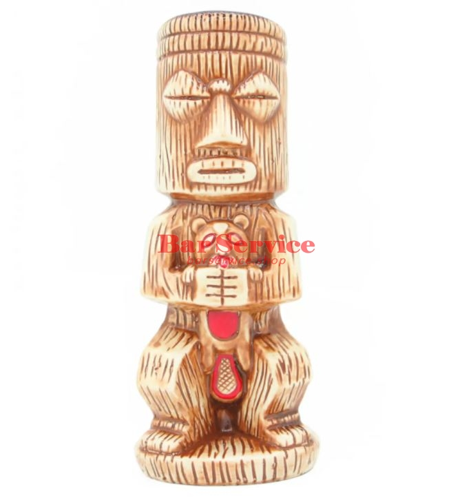 "Бокал д/коктейлей ""Тики"" керамика 500мл P.L. Barbossa 30000336 в Кемерово"
