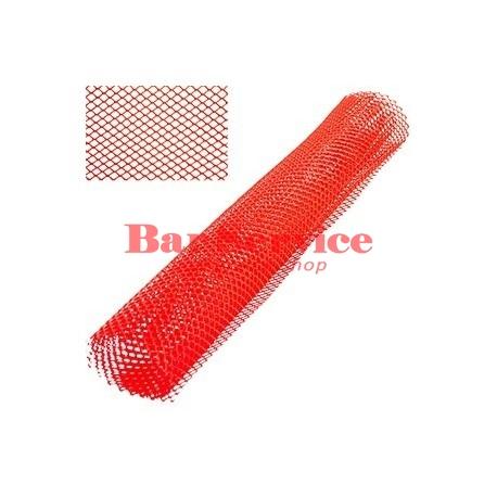 Сетка барная;  полиэтилен;  ,L=100,B=60см;  красный в Кемерово