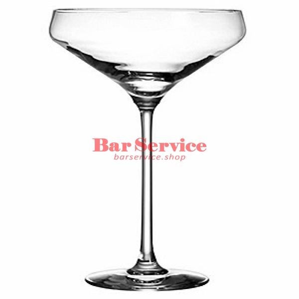 Шампан.-блюдце «Каберне»; стекло; 320мл; D=16.8,H=17см; прозр. в Кемерово