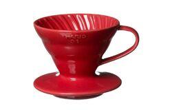 Hario VDC-02R. Воронка керамическая красная. 1-4 чашки в Кемерово top