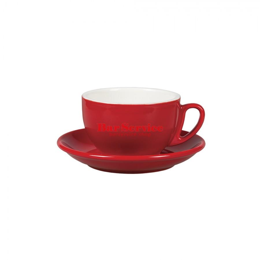 Чайная пара 270 мл; красный цвет; Barista P.L в Кемерово