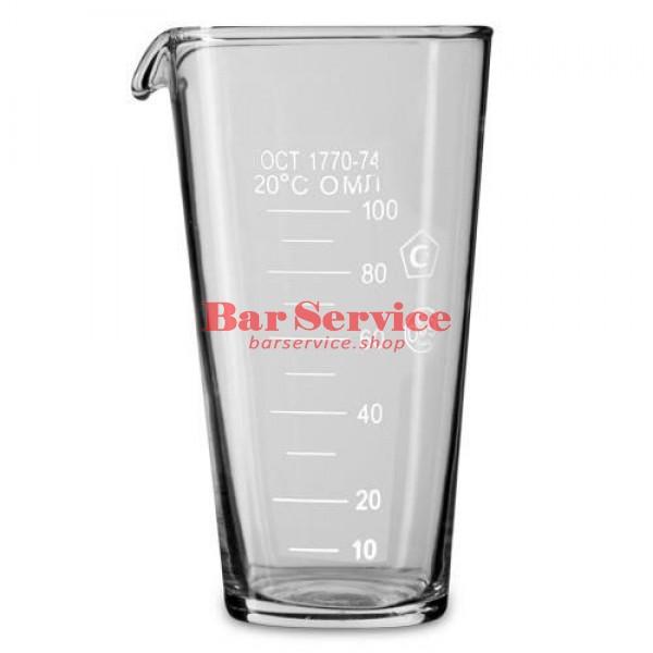Мерный стакан, 100 мл.  в Кемерово