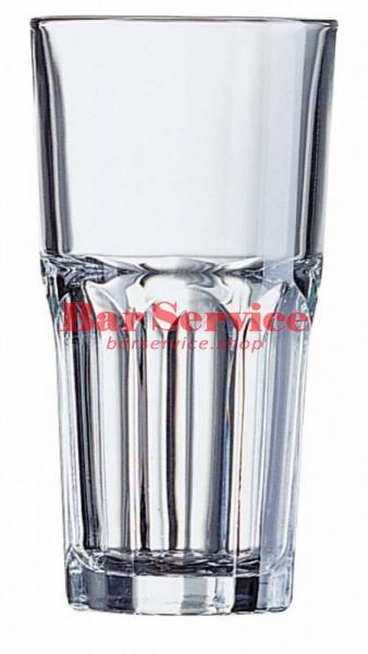 Хайбол «Гранити»;  стекло;  350мл;  D=85,H=120мм;  прозр. в Кемерово